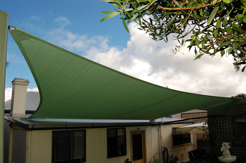 Shade Sails / Structures