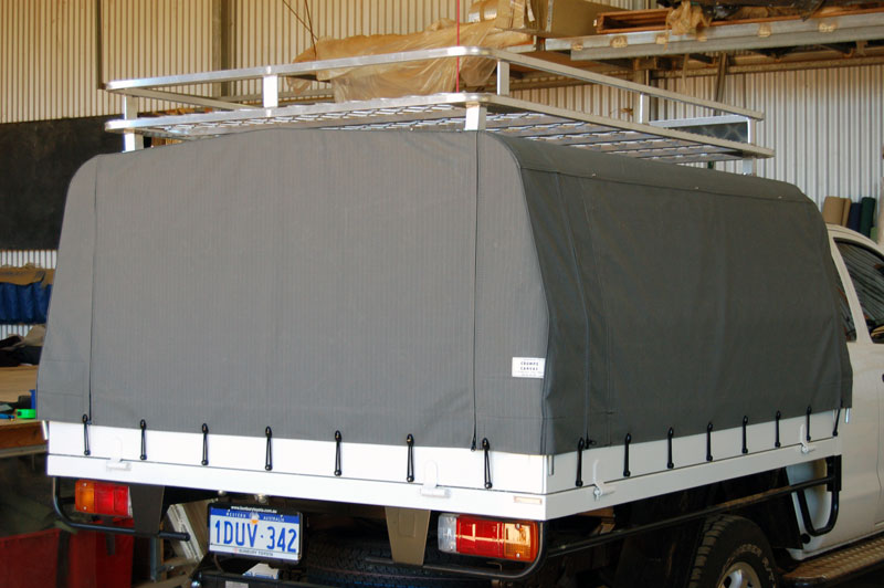 Trailer Canopies Covers